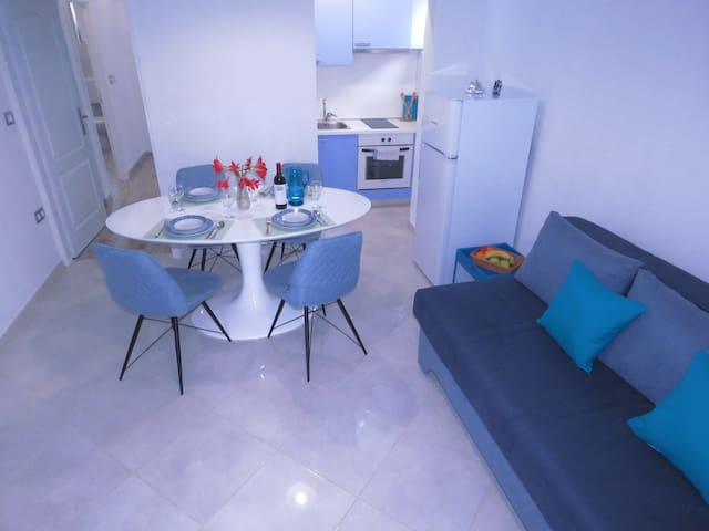Apartment Blue - great offer!