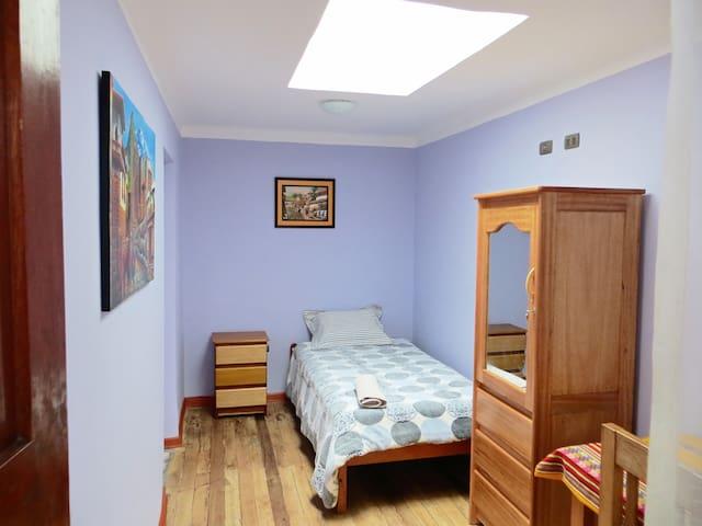 Chambre  confortable avec jardin - petit-dejeuner - Cusco - Bed & Breakfast