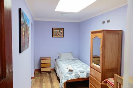 Chambre  confortable avec jardin - petit-dejeuner - クスコ - B&B/民宿/ペンション