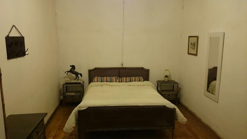 Habitación matrimonial. Céntrico. - Pichilemu - House