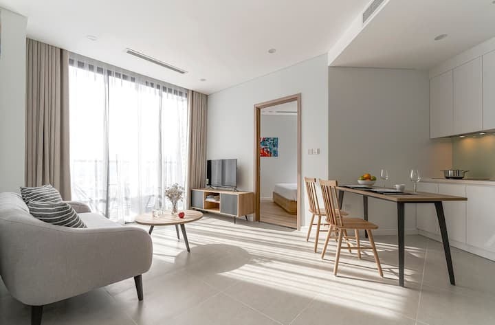 1-Bedroom Apartment - Scenia Bay Residences