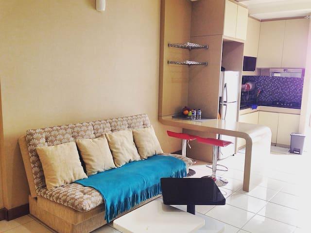 JF Apartment Medit 2 Tanjung Duren - West Jakarta - Daire