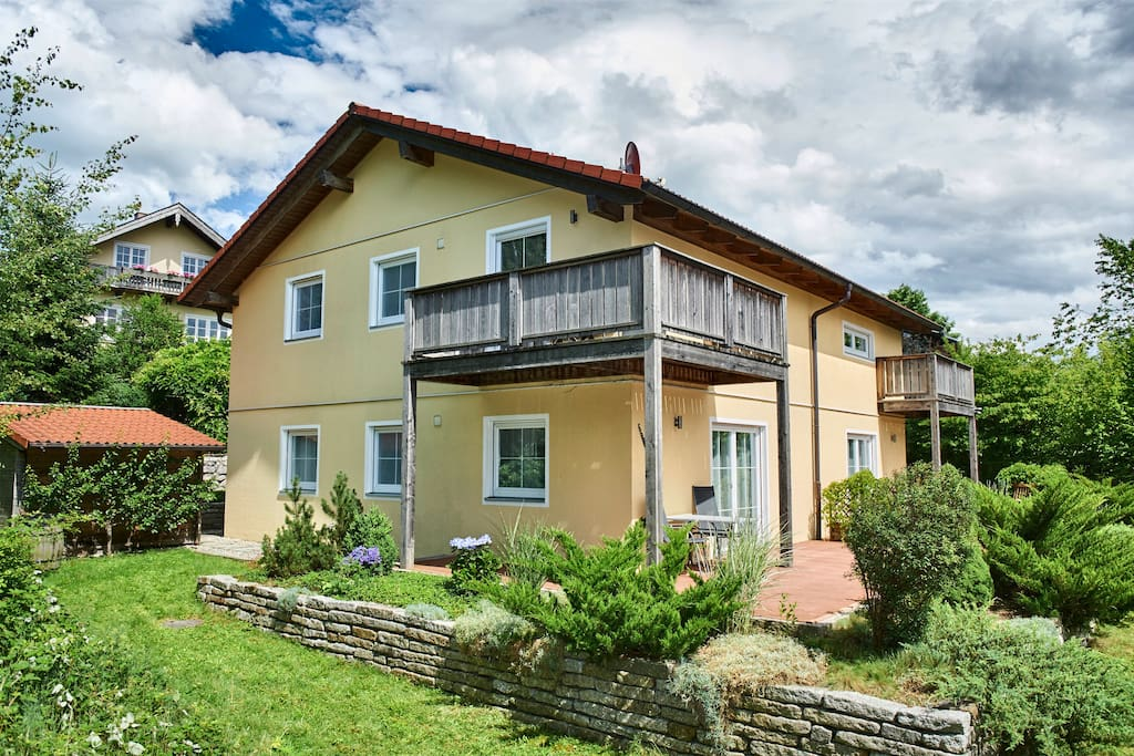 5 star apartment schlosssee chambres d 39 h tes louer for Chambre hote allemagne