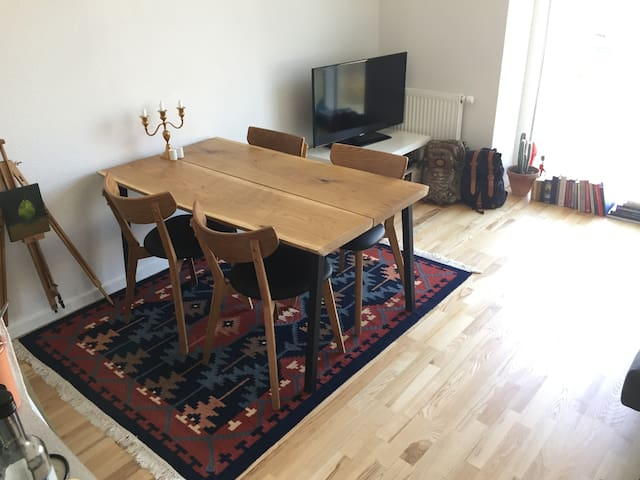 Cozy 1-room flat (49. sq.m.) close to the Center!