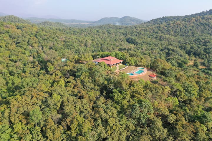 Porsu : Goan Villa