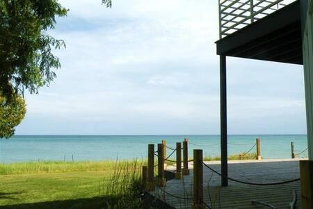 Sandy Paradise New Lakefront Classy Home Sleeps 12