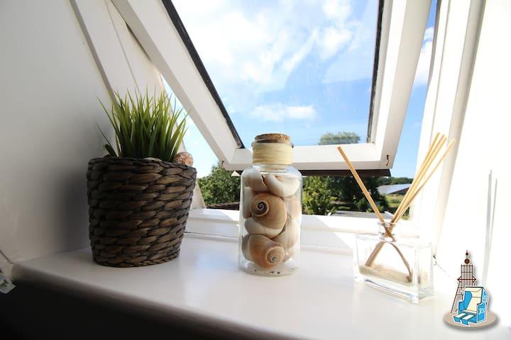 Gemütlich eingerichtete Ferienwohnung Numero 49 - Cuxhaven - Appartement