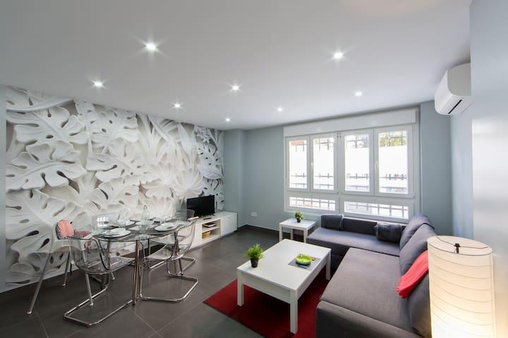 Moderno apartamento a estrenar - WINDROSE 4