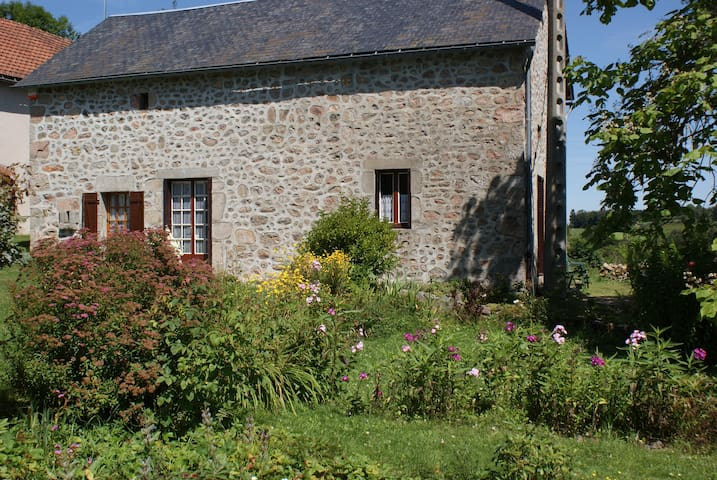 House of the Morvan-Lac des Settons - Planchez - Rumah