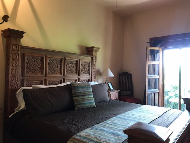 hotel oratorio , habitación privada