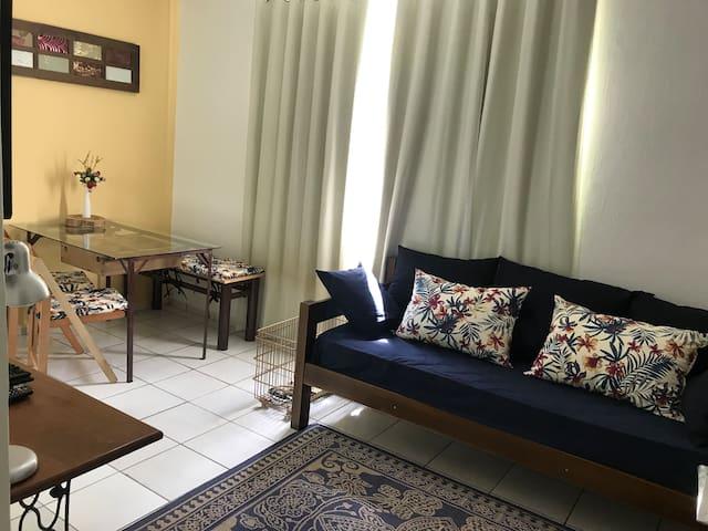 Apartamento ao  Lado UNIC Barao