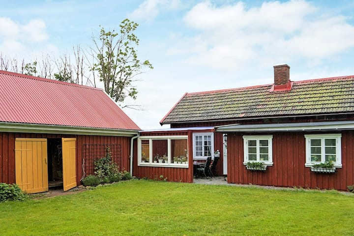 4 person holiday home in LYCKE