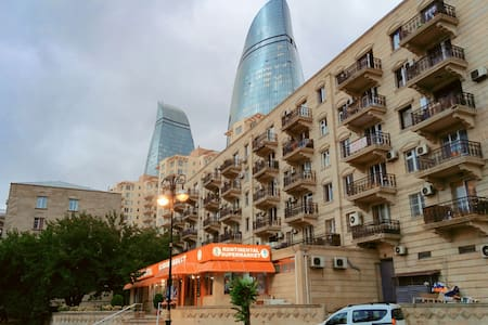 Comfortable flat in the downtown of Baku - Wohnung