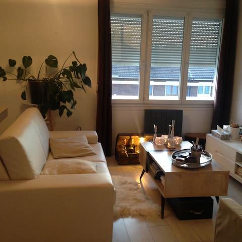 Appartement proche  gare Lille Europe,centre ville - Lille - Apartment