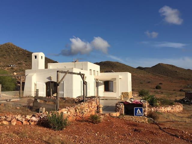 casita en el desierto - Níjar - House