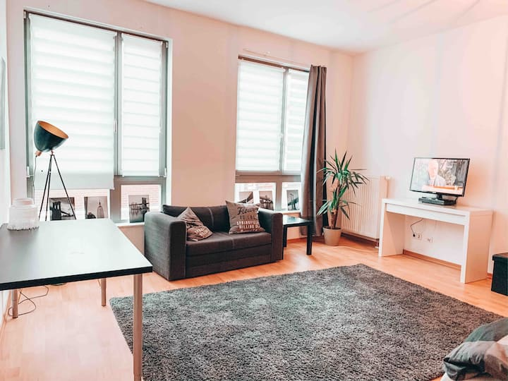 ZENTRUM | gemütlich&modernes Apartment | Netflix