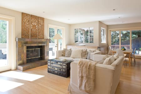 Beautiful Spacious Sanctuary in Silicon Valley - Emerald Hills