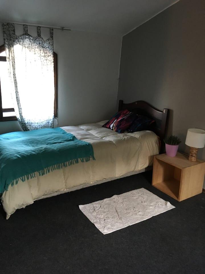 Acogedora habitación en barrio Yungay
