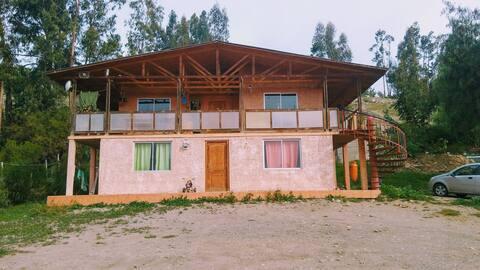 Casa situada en parcela