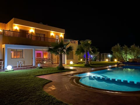 Lovely and famous villa