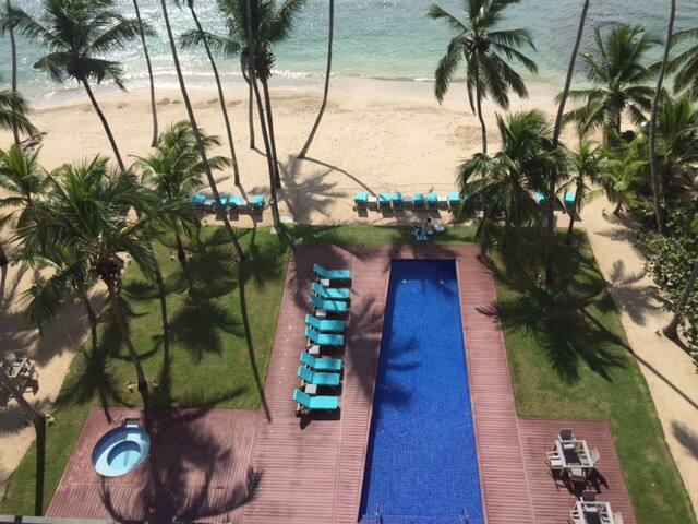Front Beach Loft - Guayacanes - Appartement