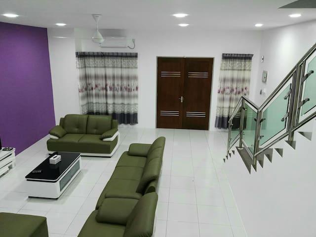 ZS Ipoh Homestay - Kinta - Casa