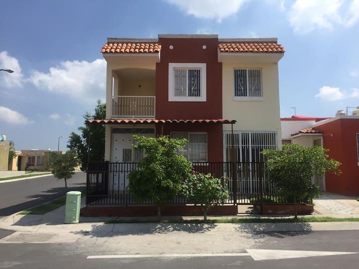 Casa de descanso o trabajo en zona Guadalajara