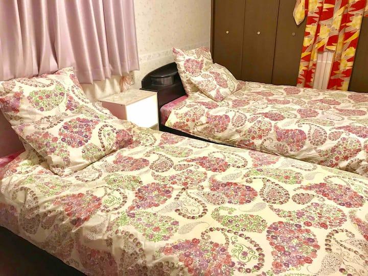 普通の日本人の家です。No1