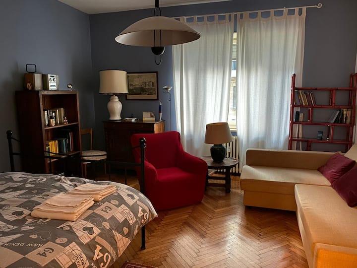 Tranquillo alloggio a Torino vicino al PO