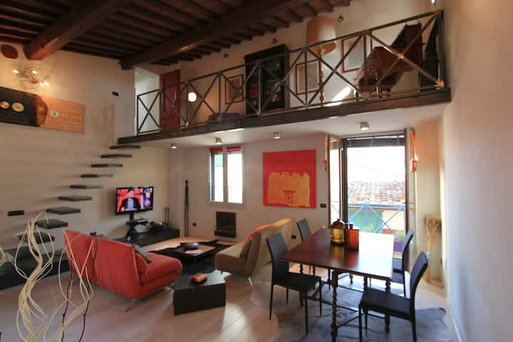 Fiesolana Luxury Penthouse - Heart of Florence