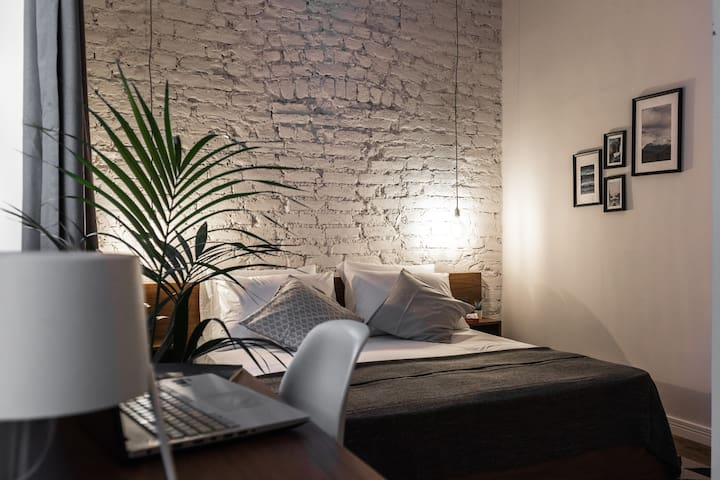 Cozy Designer Suite in Heritage Building @ Galata