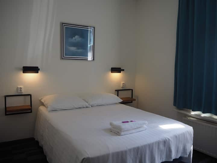 Private Double Room, Euphemia Hotel , city centre