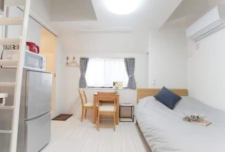 New Loft in Shinjuku area for 2. 4mins to station