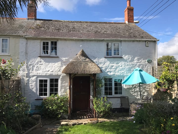 Warm and cosy, dog friendly, Character cottage