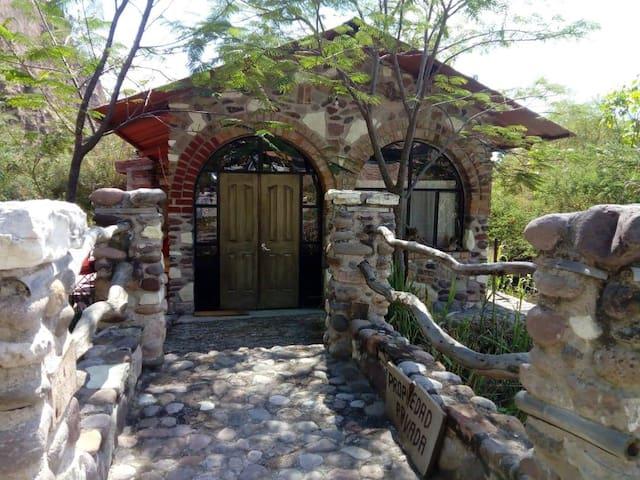 Cabaña en la Riviera caxcana Zacatecas