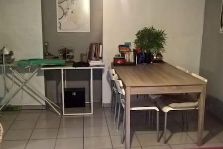 Appartement proche centre ville / montagne - Grenoble - Apartment