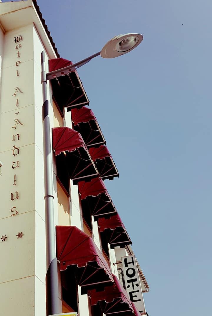 Hotel en Peal de Becerro, Cazorla