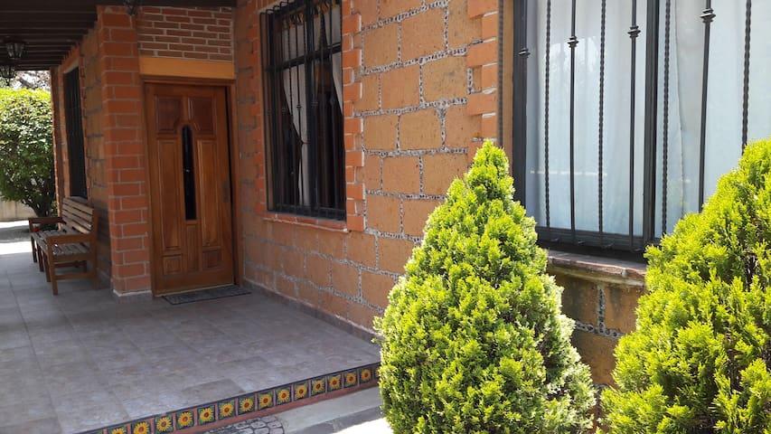 Casa amueblada en Apizaco