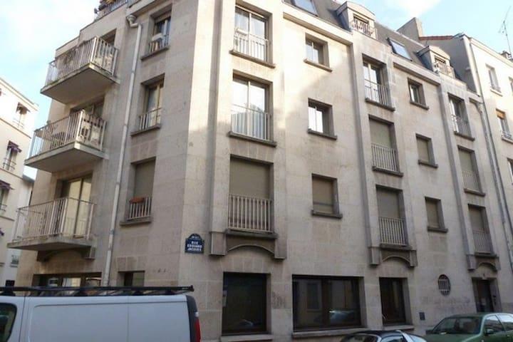 Appartement 45 m2, 2 pièces, près de Montparnasse - París - Departamento