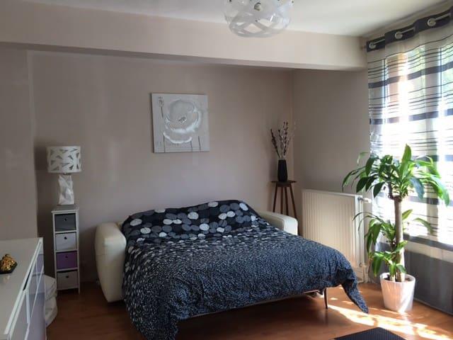 Charmant studio proche Versailles - Bièvres - Appartement