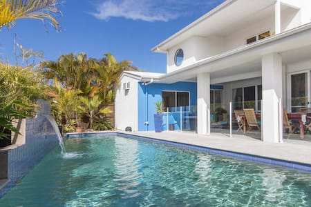 Active Recovery - Subtropical Oasis, relax, play - Pelican Waters - House