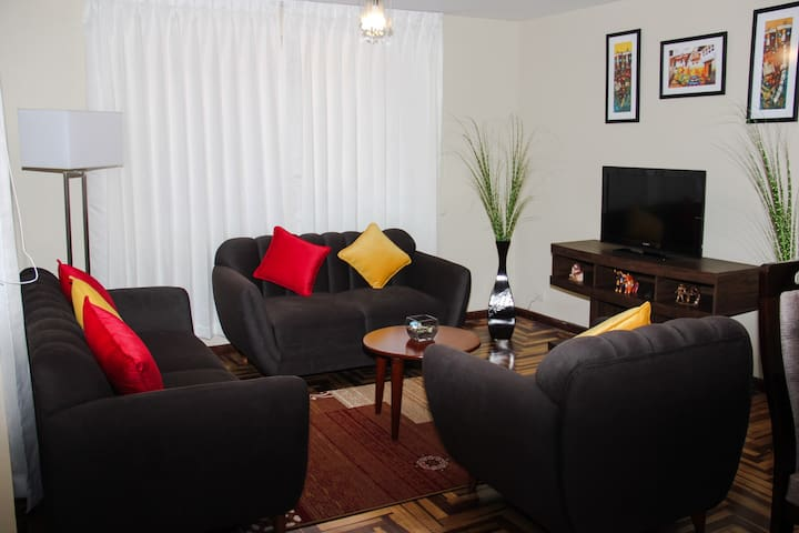 Private and Comfy Flat