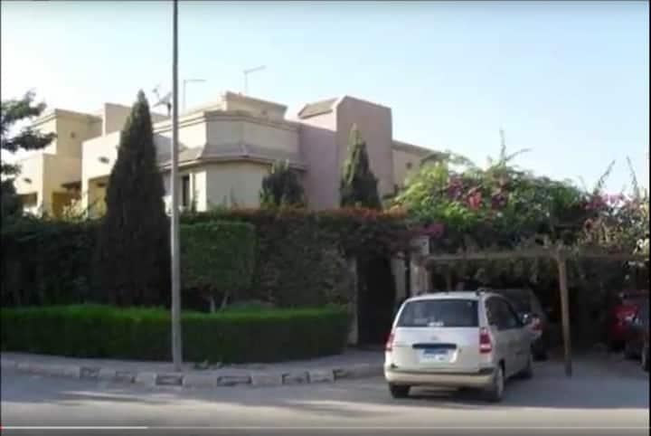 Villa in Al Ashgar compound in Egypt