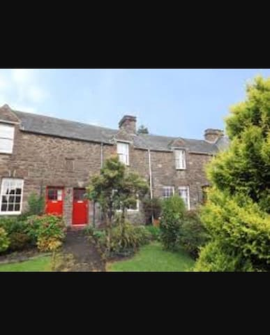 Twin/Single/Double Room in Cottage - Callander  - Huis