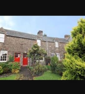 Twin/Single/Double Room in Cottage - Callander  - Haus