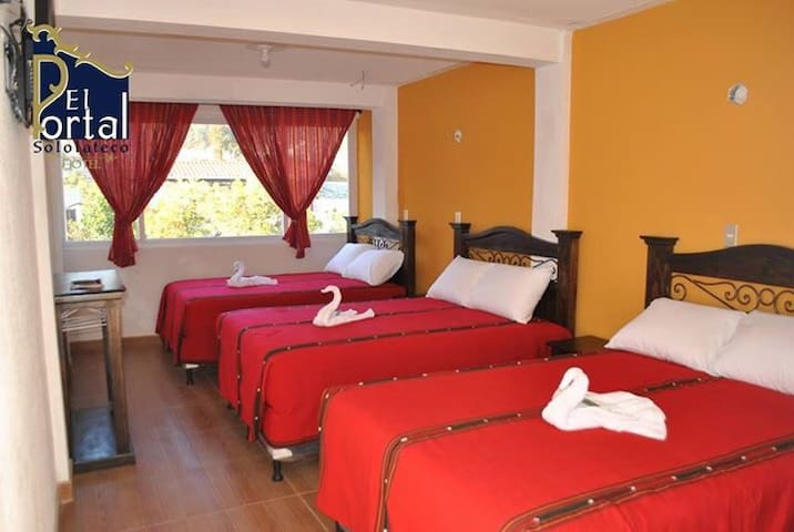 Luxury Rooms in Sololá - Sololá - Byt