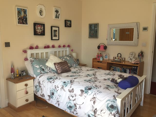 Ensuite room with balcony near Salisbury centre - Salisbury - House