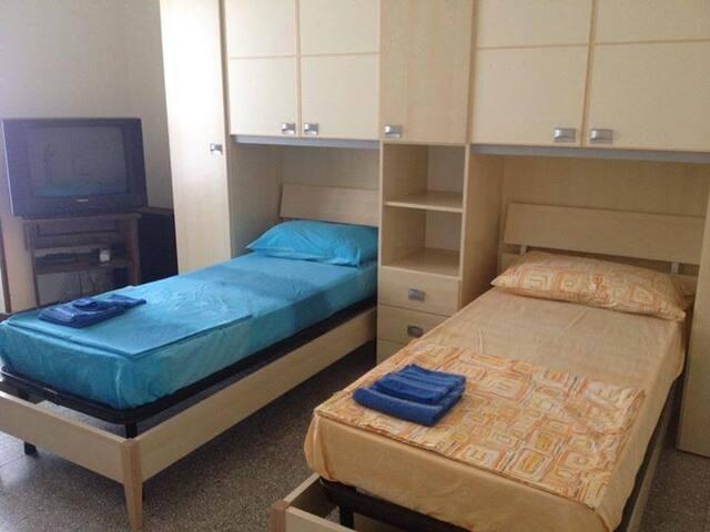 Appartamento 3 stanze per 4 persone - Catanzaro - Daire