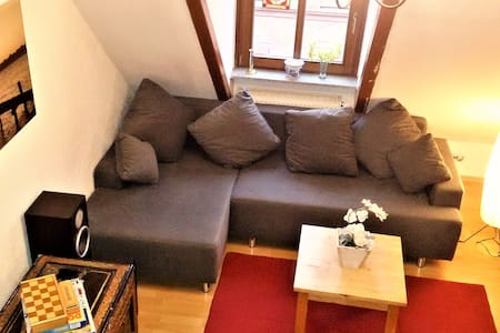 Helle Maisionette-Wohnung - Mannheim - Leilighet