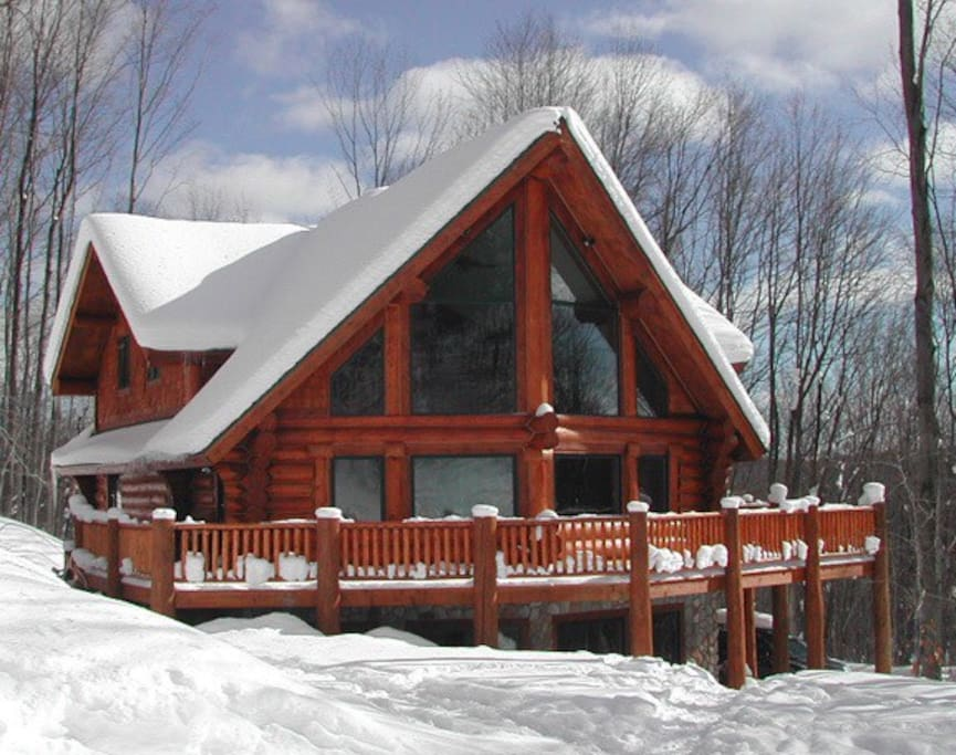 Ski right to your luxury home